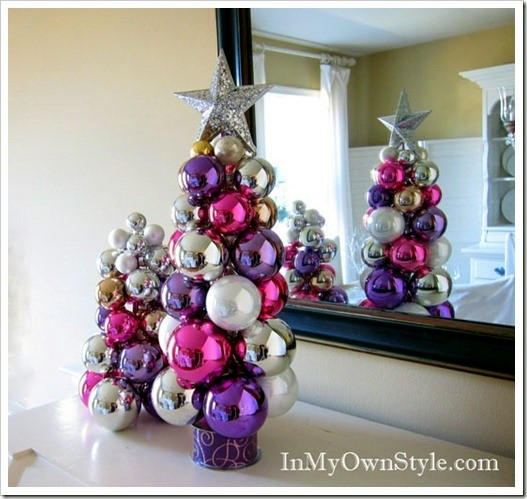 christmas decoration - Christmas Ball Decoration Ideas