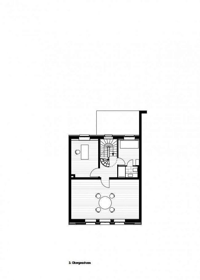 """Dots"" - renovation and remodeling a house frankfurter"