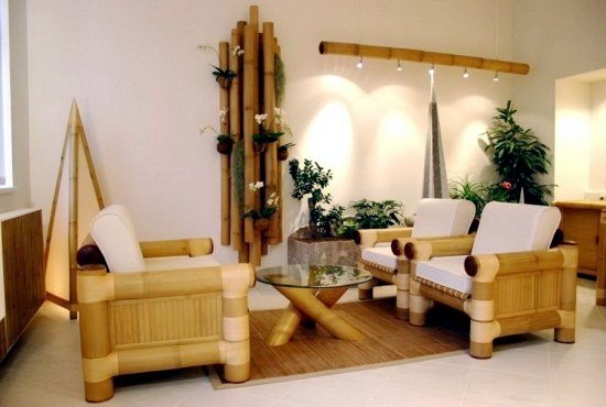 Eco Furniture And Home Accessories Inspire Friendly Living Environment
