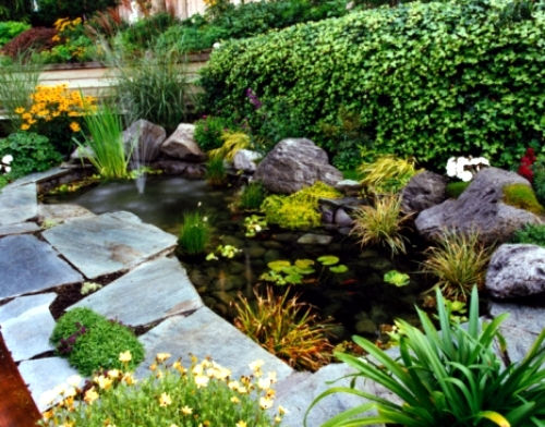 10 useful tips how to make the garden low