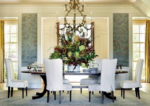 100 Ideas For Living Room Design Table Decoration Dining In The Garden