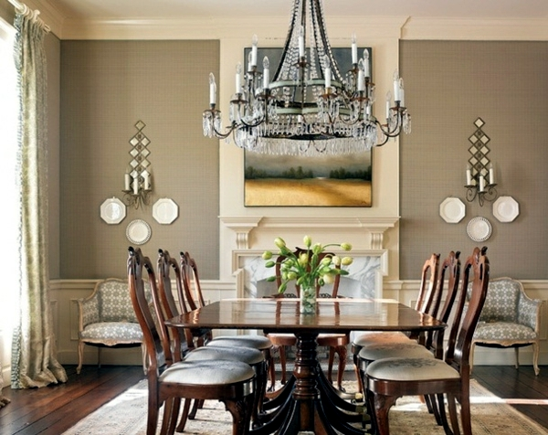 100 ideas for living room – design, table decoration, dining in the ...