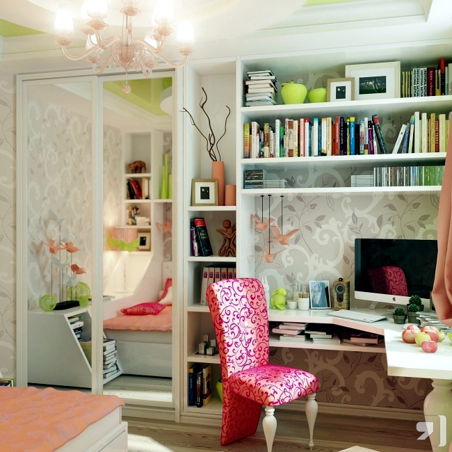 100 interior design ideas for kids room with bright colors for girls rh ofdesign net