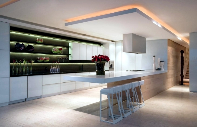 100 interior design ideas for the kitchen and the different styles