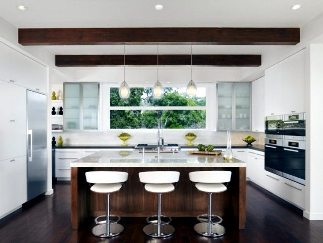 100 interior design ideas for the kitchen and the different styles of ...