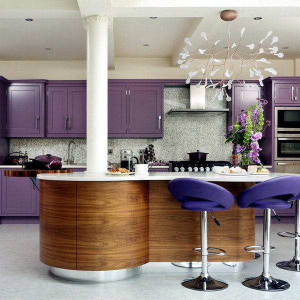Kitchen Interior Design Styles: 100 Interior Design Ideas For The Kitchen And Different