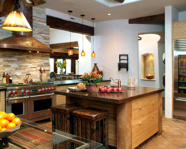 100 interior design ideas for the kitchen and the for Different kitchen styles