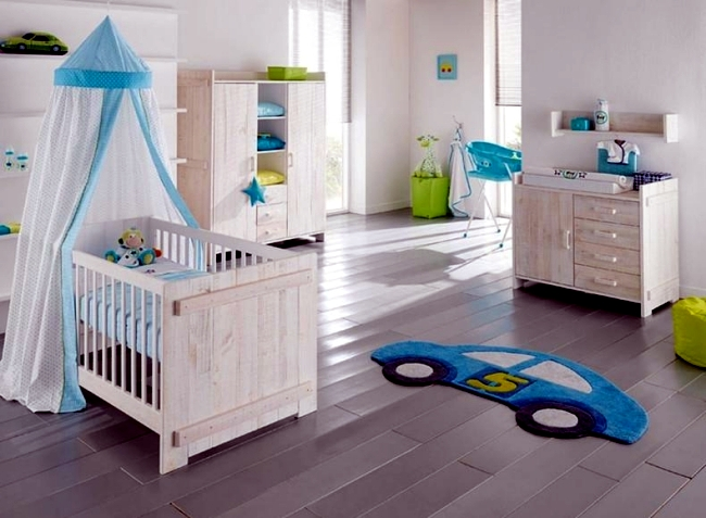 Elegant Interior Design Ideas For Baby Room For The Little Boy Part 6
