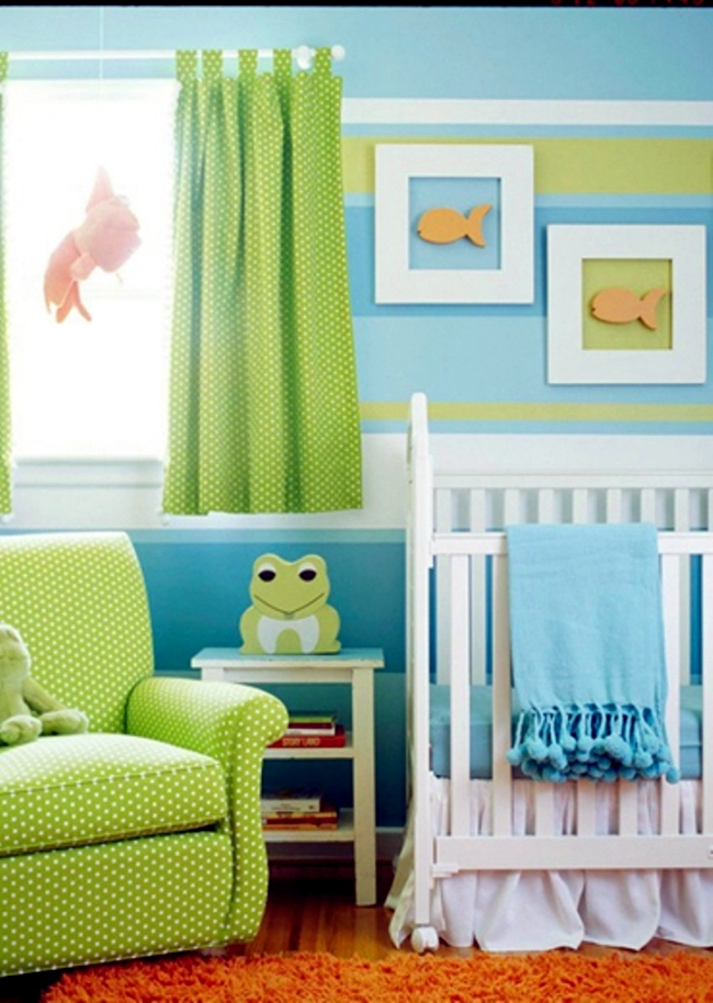 100 living ideas for baby rooms represent the best interior design ...