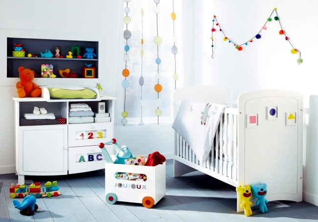 100 living ideas for baby rooms represent the best interior design