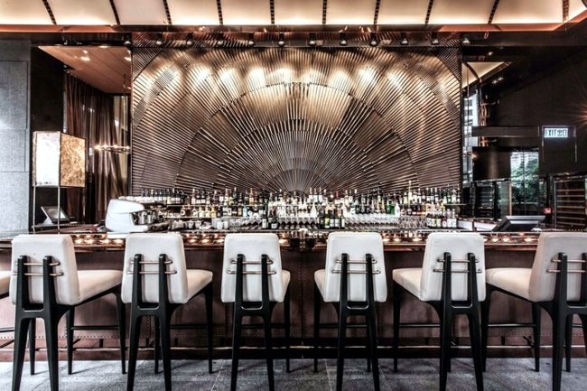 Restaurant Bar Design Ideas.100 Top Restaurants And Bars With A Glamorous Interior
