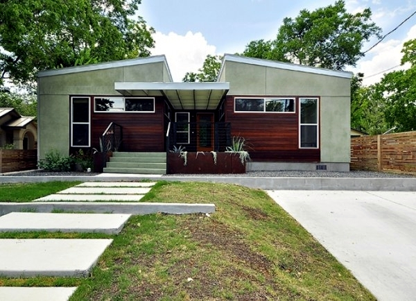 12 designer manufactured homes combine modern design with applicability
