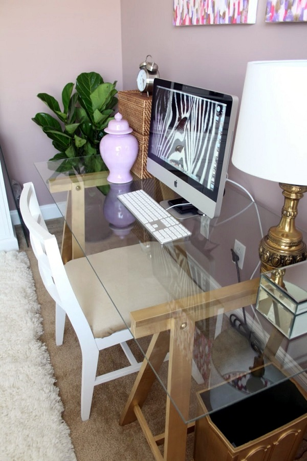 14 Interesting And Creative Computer Table Designs Do It Yourself Interior Design Ideas Ofdesign