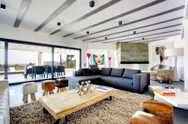 15 Ideas For Modern Living Room