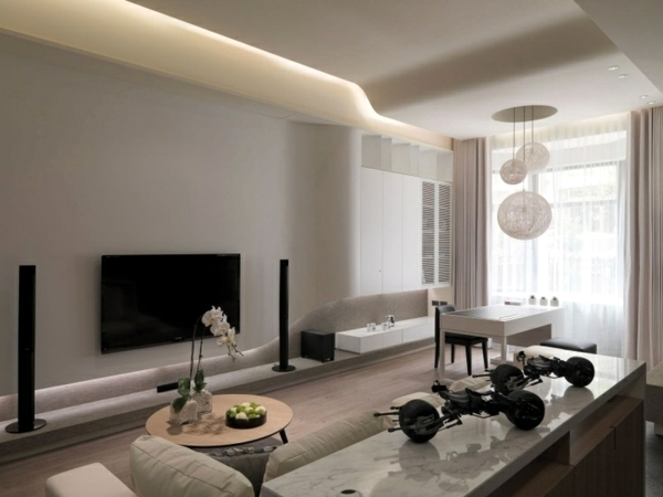 neutral living room design. 15 Ideas For Modern Living Room  Design With Neutral Colors