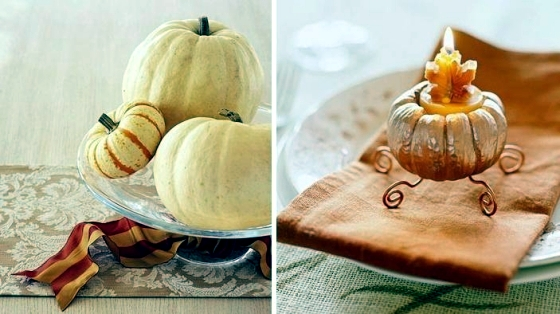15 ideas for sexy and cozy autumn decoration with pumpkins