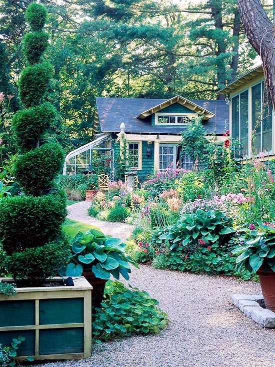 15 ideas for your garden design prepare your yard for for Love your garden designs