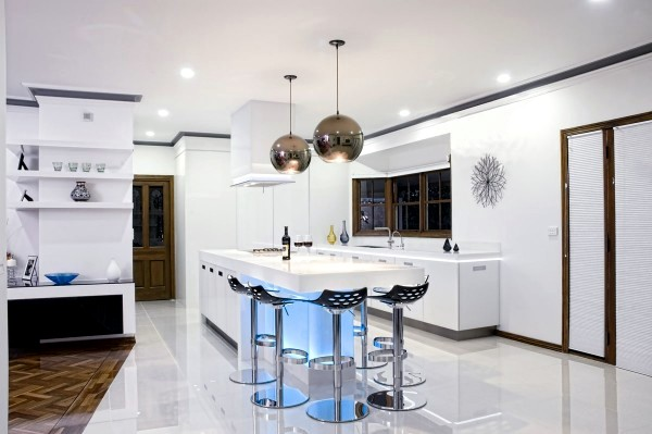 17 Ideas for LED kitchen lighting that can change the interior