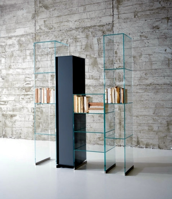 17 minimalist shelving system design for modern living room