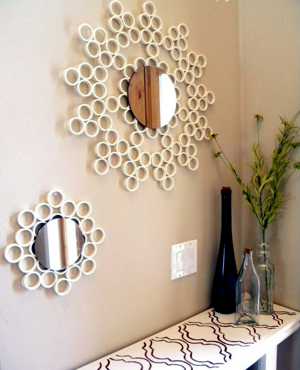 18 Furniture and Decoration Ideas with PVC pipes to make itself