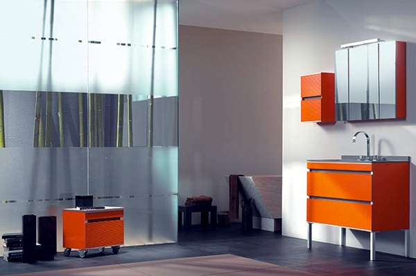18 ideas for bathroom furniture - trendy designs and colors