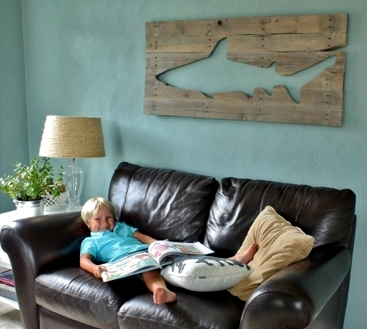 18 Summer Maritime decoration ideas for indoors and outdoors