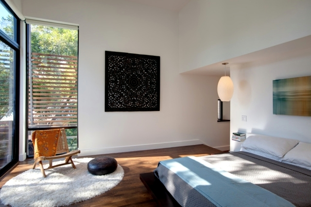 20 Asian-looking Zen bedroom with a relaxed atmosphere | Interior ...