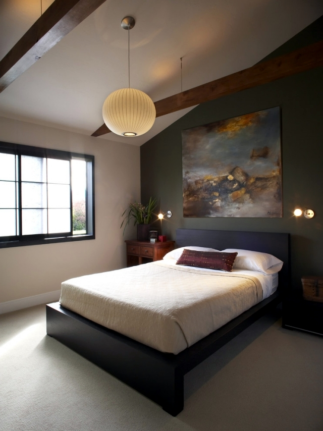 20 Asian-looking Zen bedroom with a relaxed atmosphere