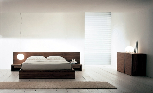 20 asian looking zen bedroom with a relaxed atmosphere for Usona bed