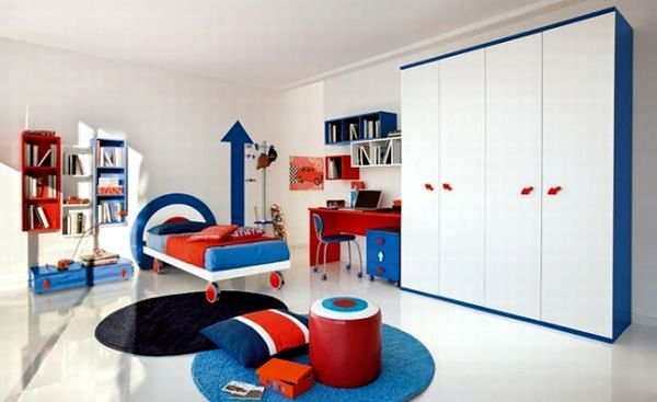 20 cool ideas for youth and children's blue for boys