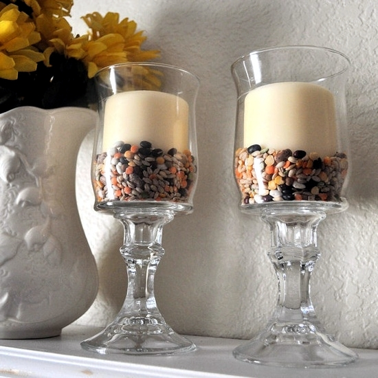 20 creative decorating ideas to make your own candle ...