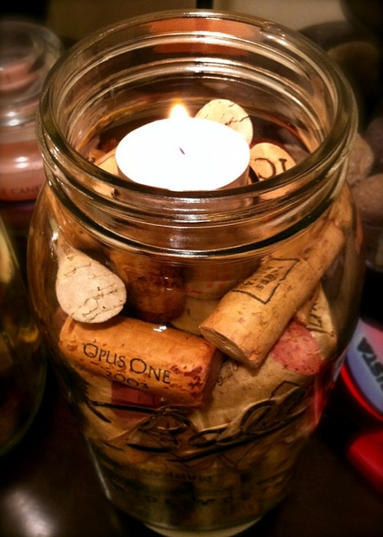 20 creative decorating ideas to make your own candle holder