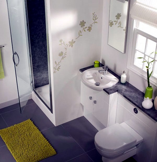 20 decoration ideas for the bathroom - Decorative Wall Accents and Accessories