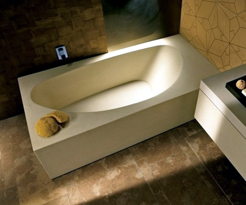20 designer bathtubs minimalist style for the modern bathroom