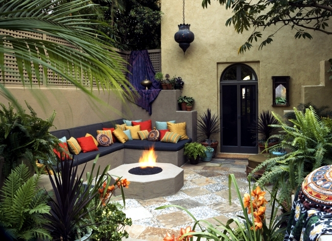 20 great ideas for patio design – photos and inspiration ...