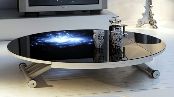 20 Ideas For Innovative Dining Table Designs The