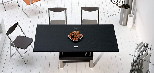 20 ideas for innovative dining table designs for the modern dining room