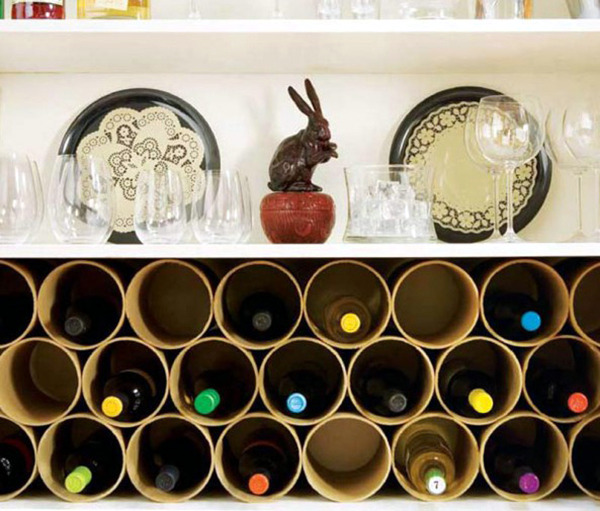 20 Ideas For Wine Racks Can Build Yourself Wine Storage