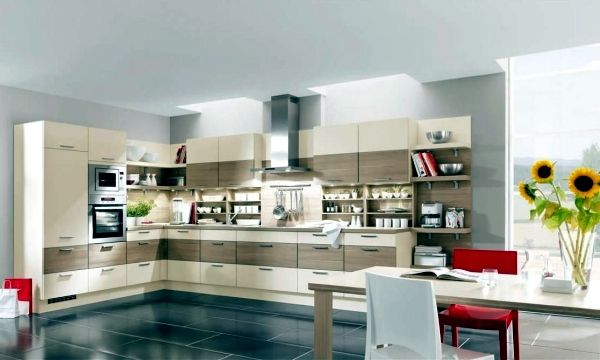 20 modern kitchen designs the highest quality of Nobilia