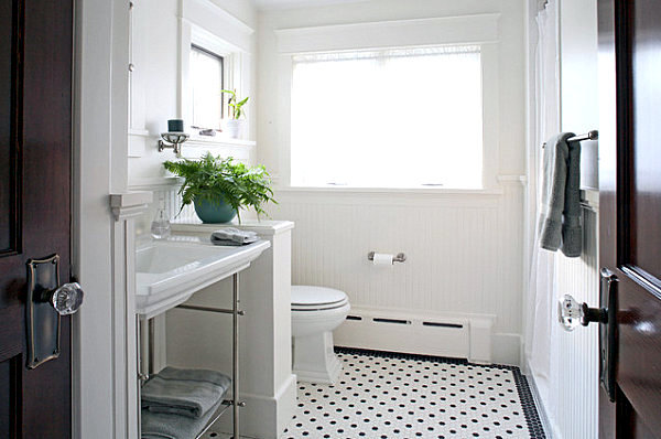 21 ideas on how to make and decorate a small bathroom