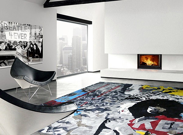22 attractive designer rugs for the modern interior