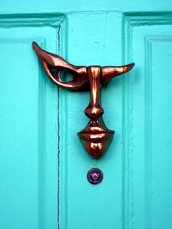 22 Creative Door Knocker In Antique Look With Interesting Shapes Interior Design Ideas Ofdesign