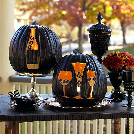 23 Autumn And Halloween Decoration Craft Ideas With