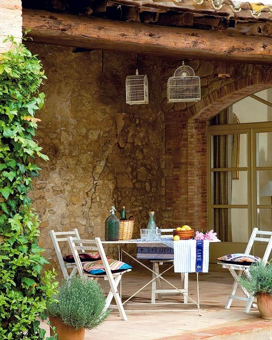 24 fabulous ideas for patio roof made of wood in the garden