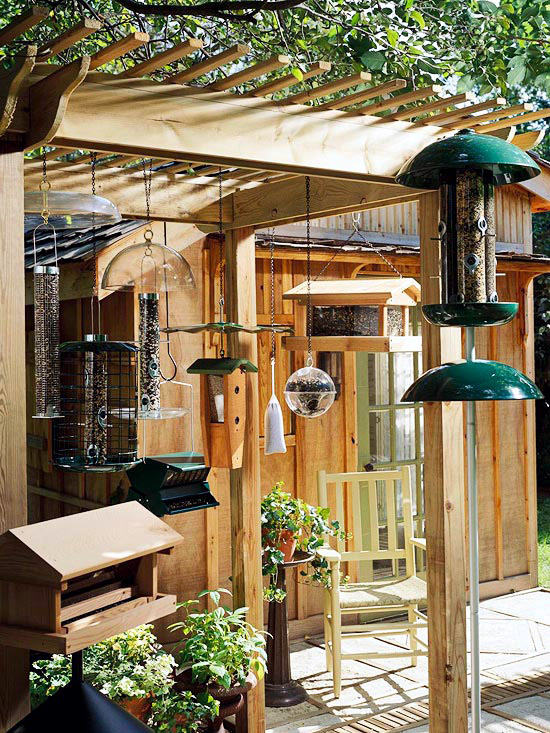 24 Fabulous Ideas For Patio Roof Made Of Wood In The