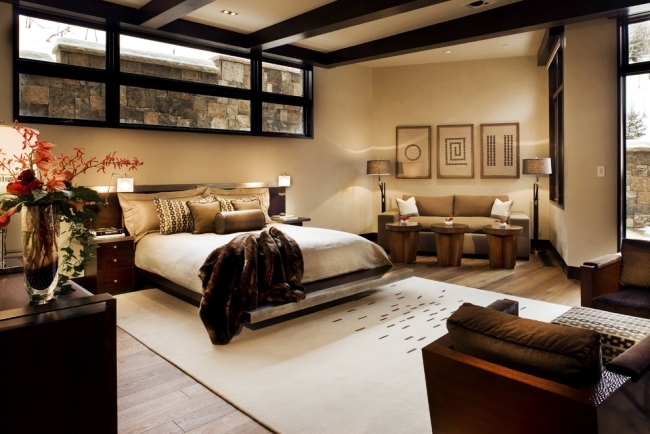 25 Bedroom interior design ideas - chairs for comfortable seating
