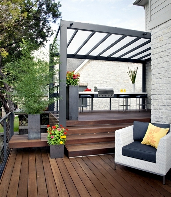 Garden Canopy Ideas 25 ideas for sun protection in the garden pergola awning or canopy 25 ideas for sun protection in the garden pergola awning or canopy workwithnaturefo