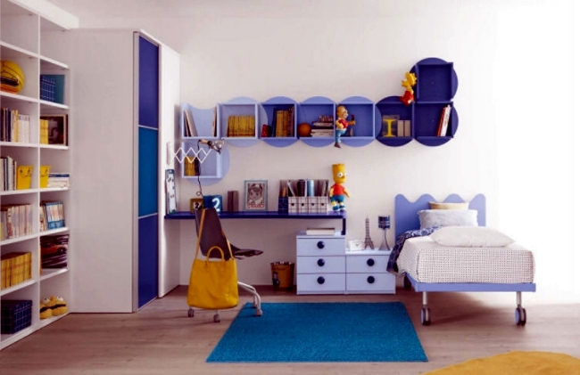 25 Kids furniture designs and ideas for boys nursery