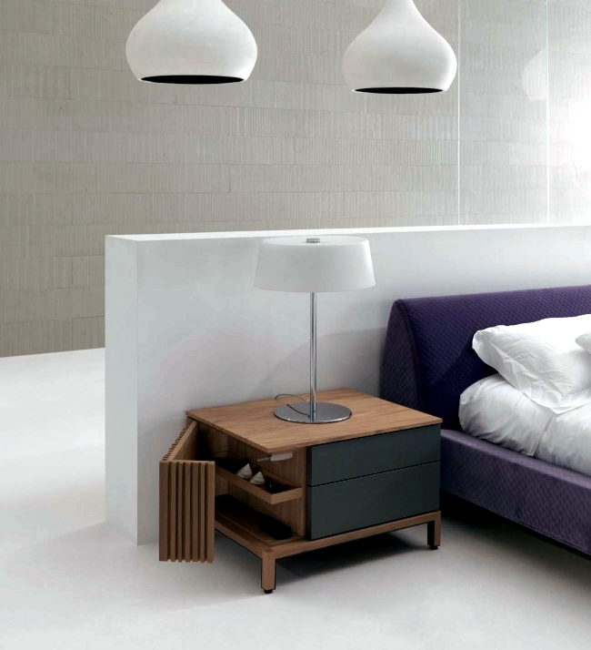29 practical designer bedside tables for your modern bedroom