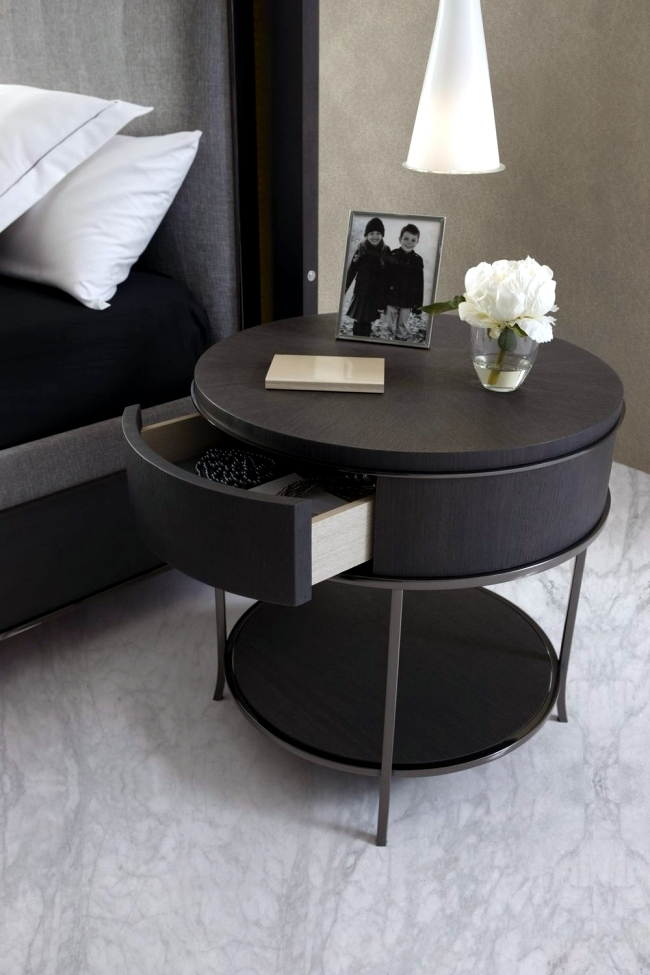 Stylish And Practical Contemporary Furniture For Every: 29 Practical Designer Bedside Tables For Your Modern